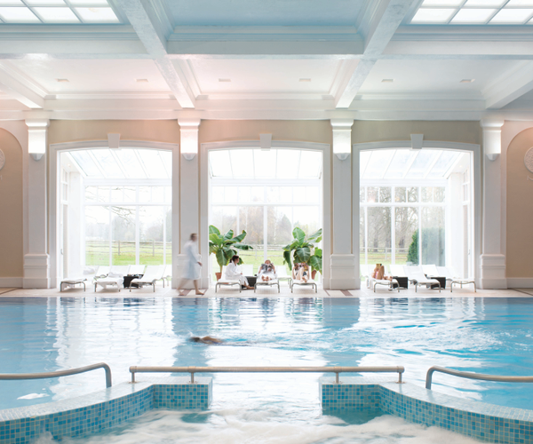 Champneys Henlow Rooms & Dining