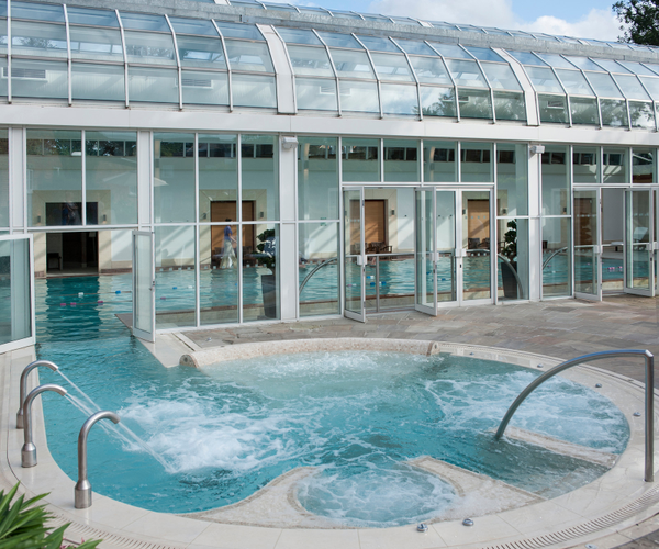 The Spa & Club at Four Seasons Hotel Hampshire Rooms & Dining