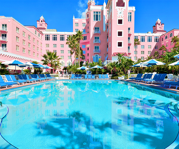 The Don CeSar Rooms & Dining