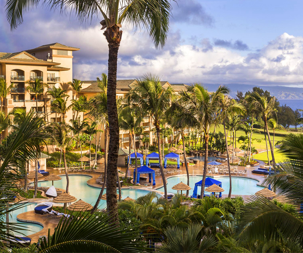 The Ritz-Carlton Spa, Kapalua Rooms & Dining