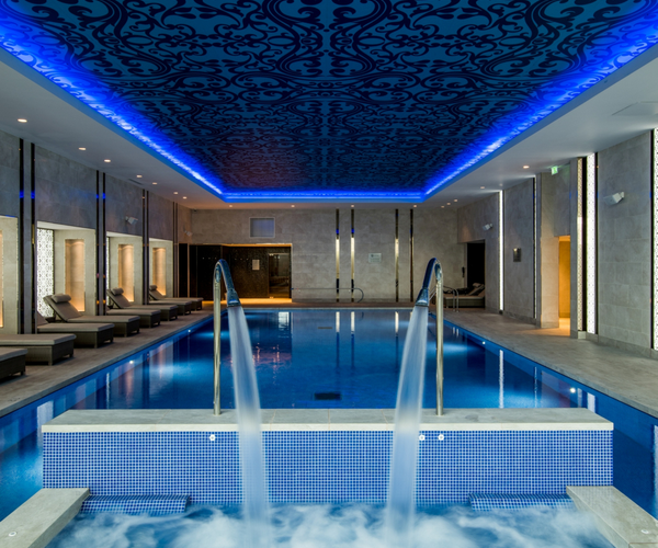The Spa, InterContinental London – The O2 Rooms & Dining