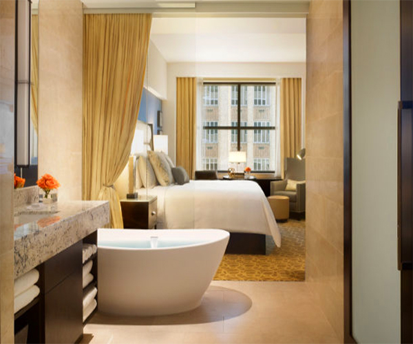 SPA by JW at The JW Marriott Houston Downtown Facilities & Amenities