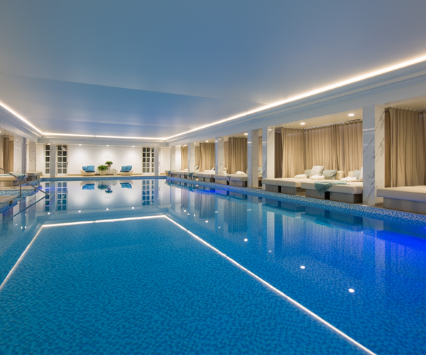 Eastwell Manor, A Champneys Spa Hotel Rooms & Dining