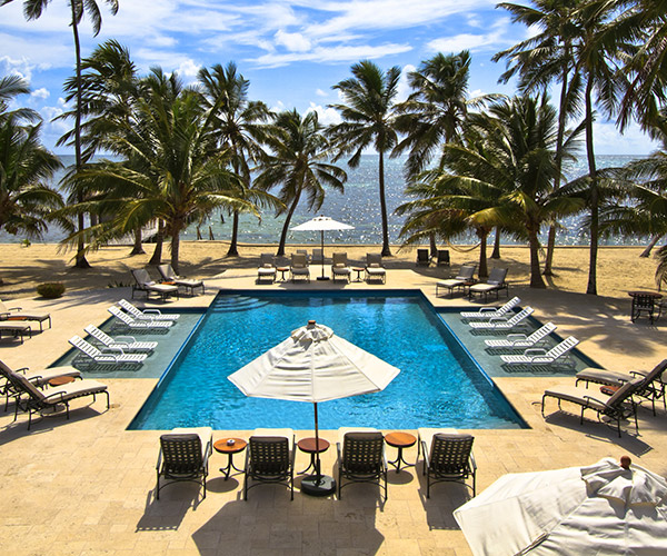 Victoria House Resort & Spa Rooms & Dining