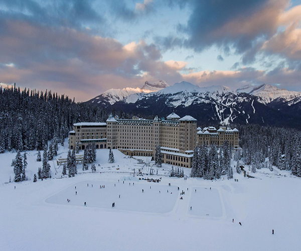 Fairmont Chateau Lake Louise Rooms & Dining