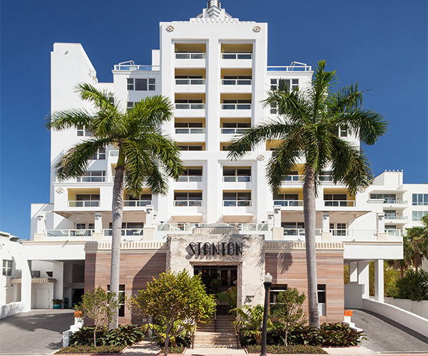 Stanton Spa at Marriott Stanton South Beach Rooms & Dining