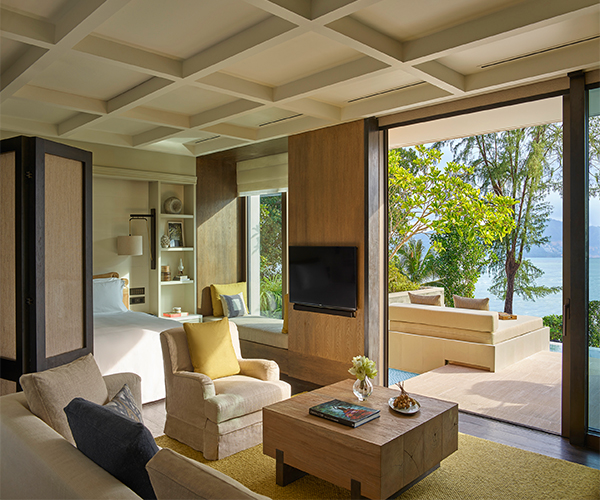 Asaya at Rosewood Phuket Facilities & Amenities