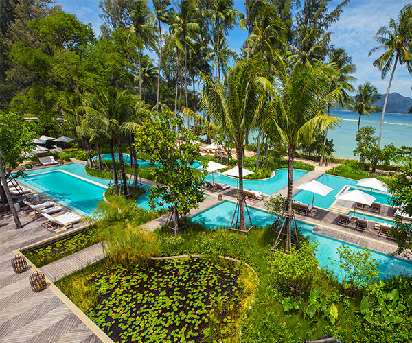 Asaya at Rosewood Phuket Rooms & Dining