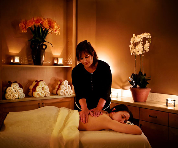 Spa at Turf Valley Rooms & Dining