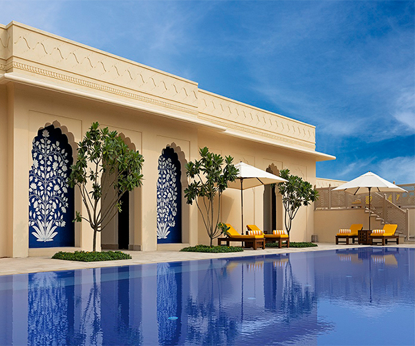 The Oberoi Sukhvilas Resort & Spa Rooms & Dining