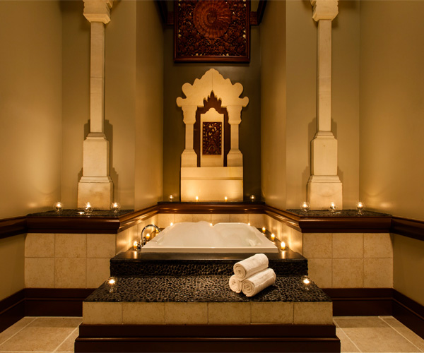 Mandara Spa at Walt Disney World Swan and Dolphin Hotel Rooms & Dining