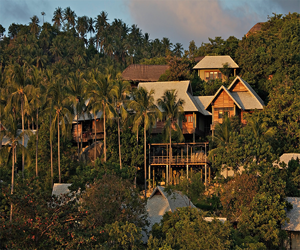 Kamalaya Wellness Sanctuary & Holistic Spa Rooms & Dining