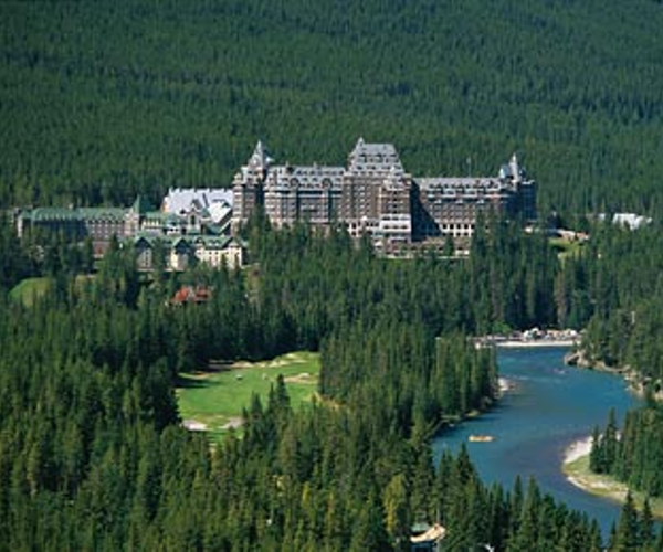 Willow Stream Spa at The Fairmont Banff Springs Rooms & Dining