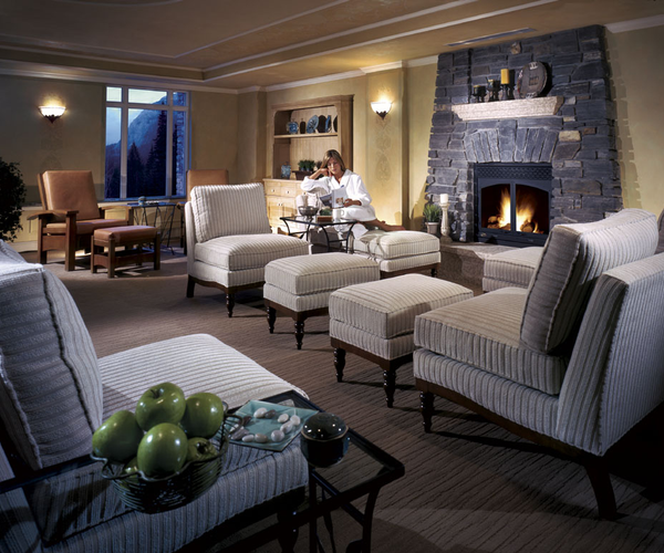 Willow Stream Spa at The Fairmont Banff Springs Facilities & Amenities