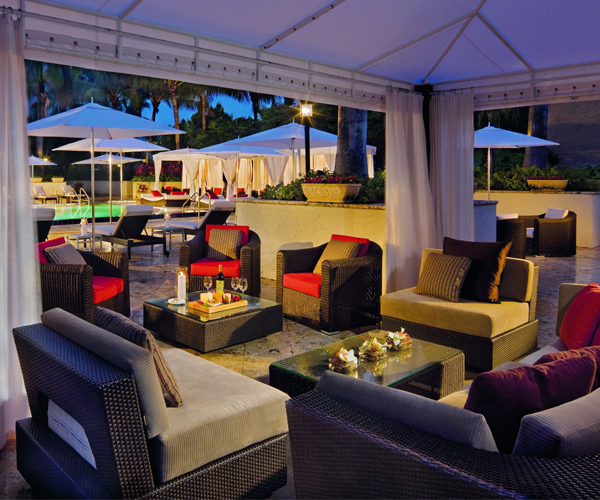 The Ritz-Carlton, Coconut Grove Rooms & Dining