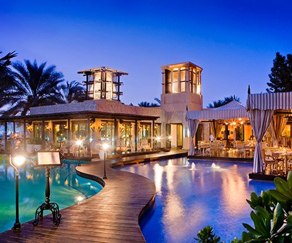 Residence & Spa of the One&Only Royal Mirage, Dubai Rooms & Dining