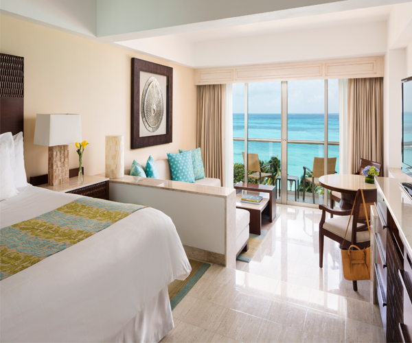 Grand Fiesta Americana Coral Beach Cancún Facilities & Amenities