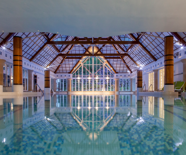 Champneys Forest Mere Rooms & Dining