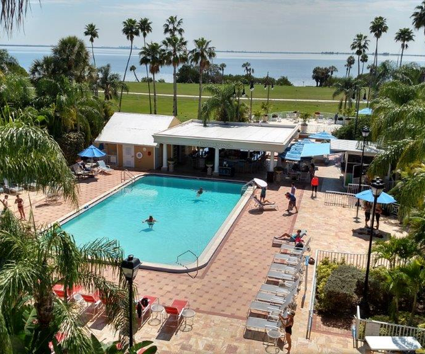 Safety Harbor Resort and Spa Rooms & Dining