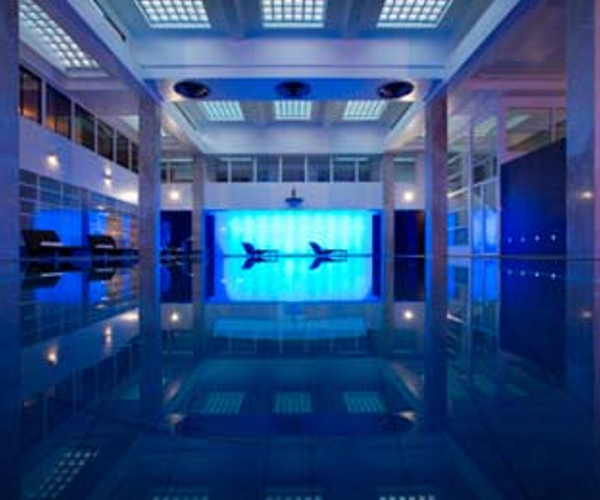 The Spa in Dolphin Square Rooms & Dining