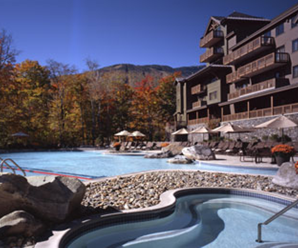 Stowe Mountain Lodge Rooms & Dining