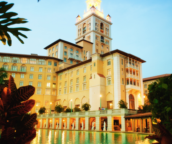 The Biltmore Hotel Rooms & Dining