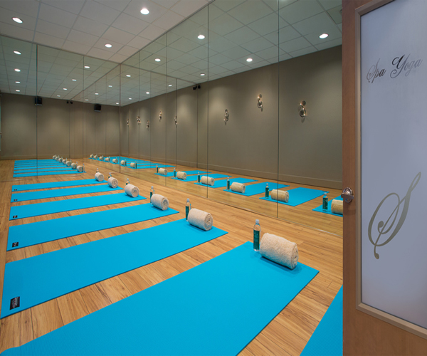 Serenity by the sea Spa at Hilton Sandestin Beach Rooms & Dining
