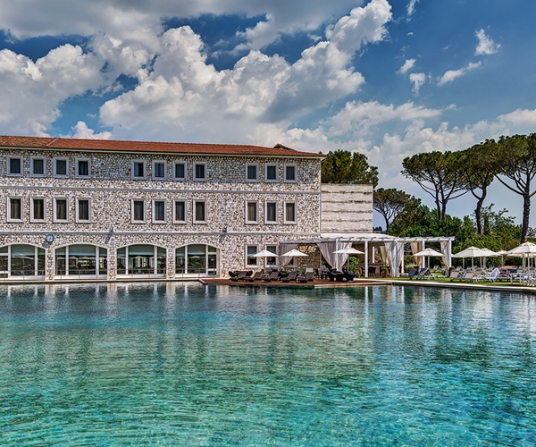 Terme di Saturnia Spa & Golf Resort Rooms & Dining