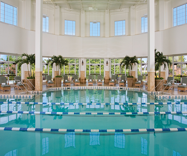Relâche Spa at Gaylord Opryland Resort Rooms & Dining