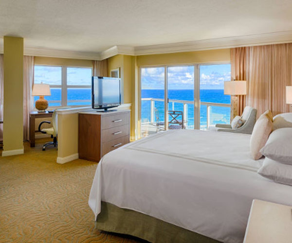 Fort Lauderdale Marriott Pompano Beach Resort & Spa Facilities & Amenities
