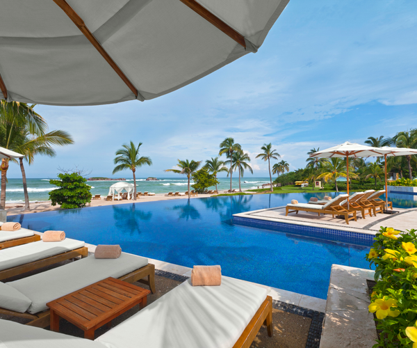 The St. Regis Punta Mita Rooms & Dining