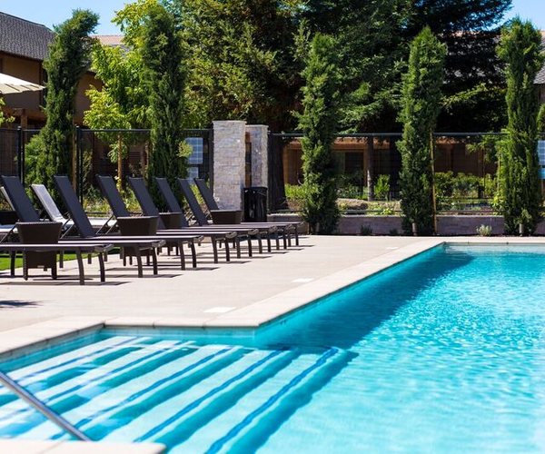 The Preserve Spa | Salon | Gardens at the Napa Valley Marriott Rooms & Dining