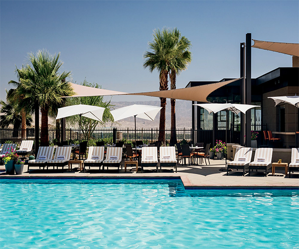 The Ritz-Carlton Spa, Rancho Mirage Rooms & Dining