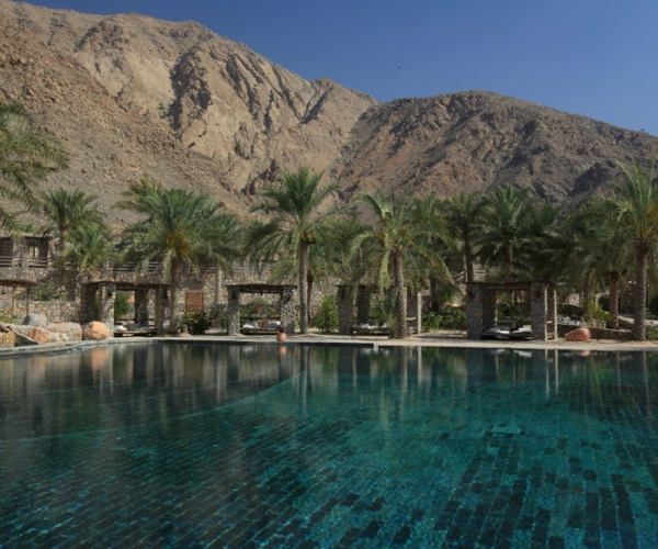 Six Senses Spa Zighy Bay Rooms & Dining