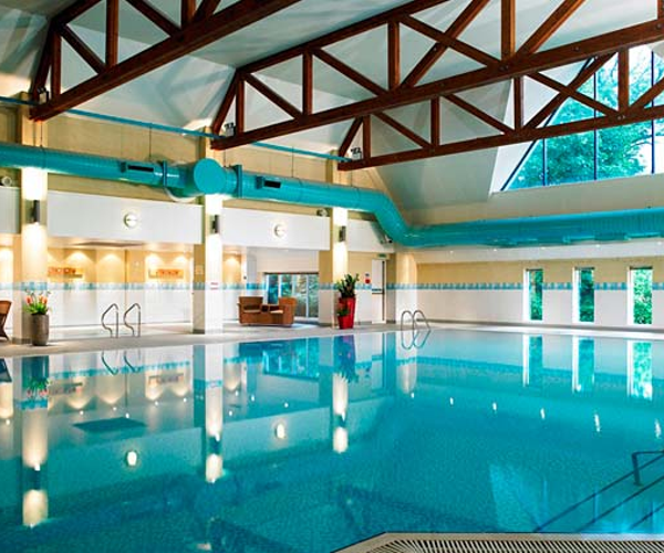 Worsley Park Marriott Hotel & Country Club Rooms & Dining