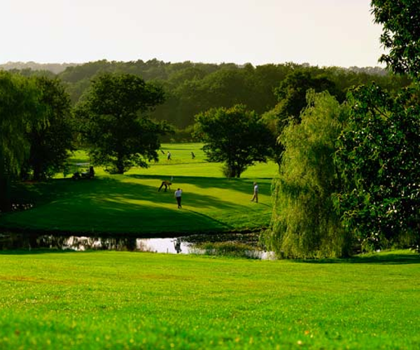 Meon Valley Marriott Hotel & Country Club Rooms & Dining