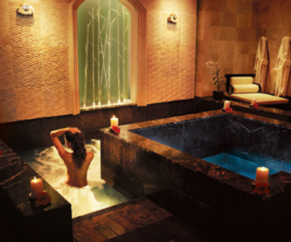 Mandara Spa at Atlantis Paradise Island Rooms & Dining