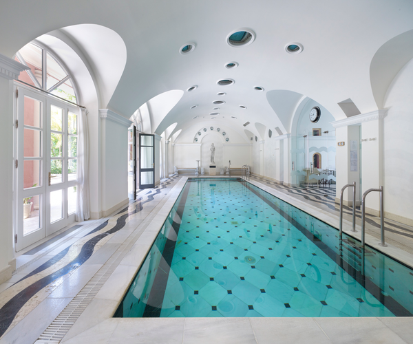 Spa-Medical Wellness at Villa Padierna Palace Hotel Rooms & Dining