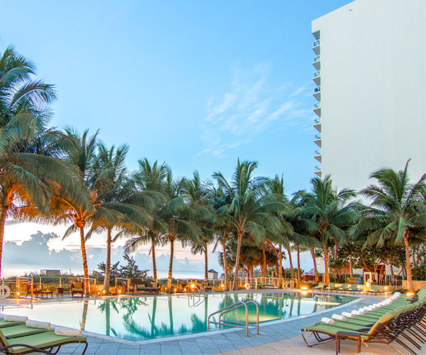 Carillon Miami Wellness Resort Rooms & Dining